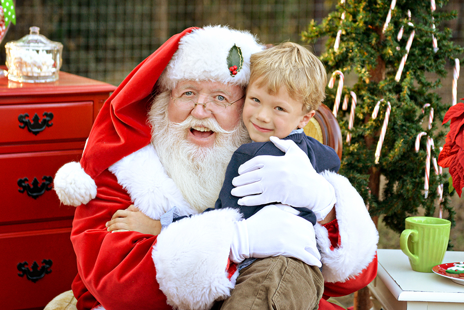 Santa Claus is coming to town – a season for giving!   Huntsville Madison Alabama Angel Tree