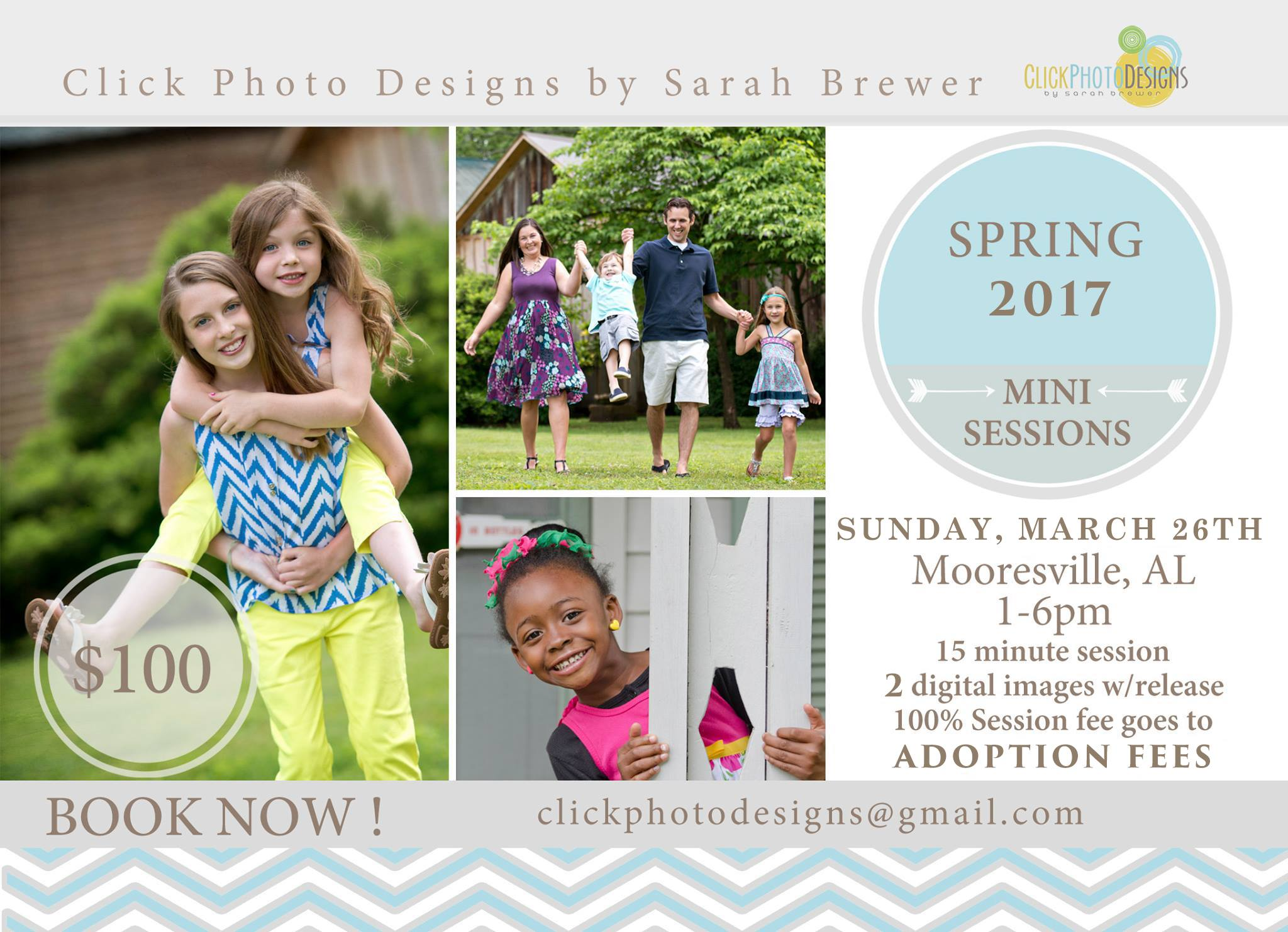 Spring MiniSessions