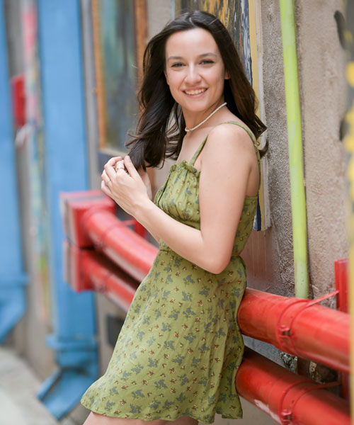 Girls Senior Pictures in Downtown Huntsville, AL by Click Photo Designs by Sarah Brewer