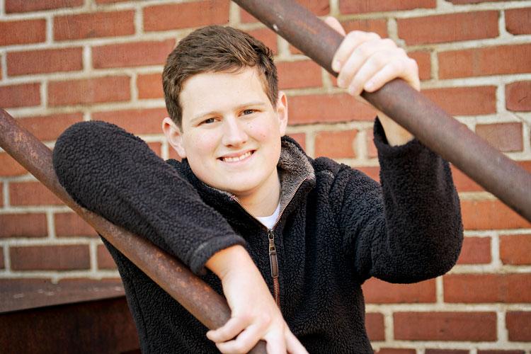 Boys Senior Pictures Headshots in Madison, AL
